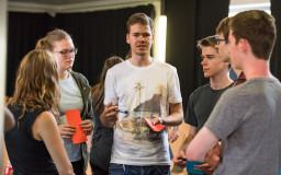 Jugendbegegnung Europas grenzenlose Arbeitswelten