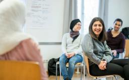 """Seminar """"Arbeit mit Geflüchteten, Migrant*innen und Asylbewerber*innen"""""""