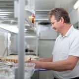 Küchenchef Volker Siemund