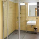 WC- und Badezimmer