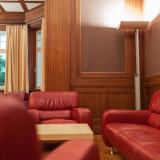 Seminarraum »Dublin« in der »Gelben Villa« genutzt auch als Lounge.