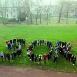 Das erste Landestreffen »Vielfalt statt Einfalt« der Courage-Schulen, November 2014
