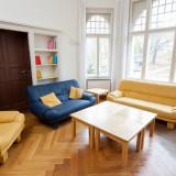 Seminarraum »Lissabon« in der »Gelben Villa«. 20m² für 9 Personen