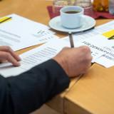 Unterzeichnung der »Weimarer Erklärung«