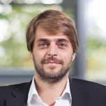 Portrait: Dr. Moritz Kilger